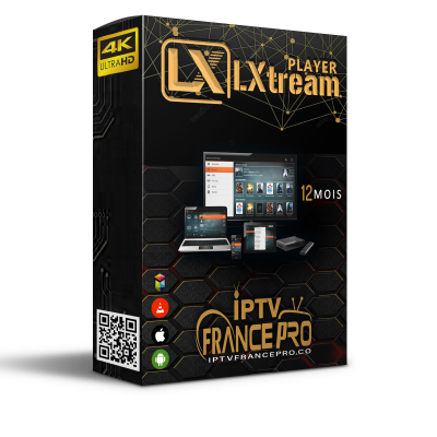 LXtream player IPTV